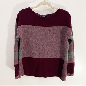 Vince Wool Cashmere Sweater Size Small